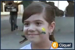 Ana Luiza Sobre As Manifestações