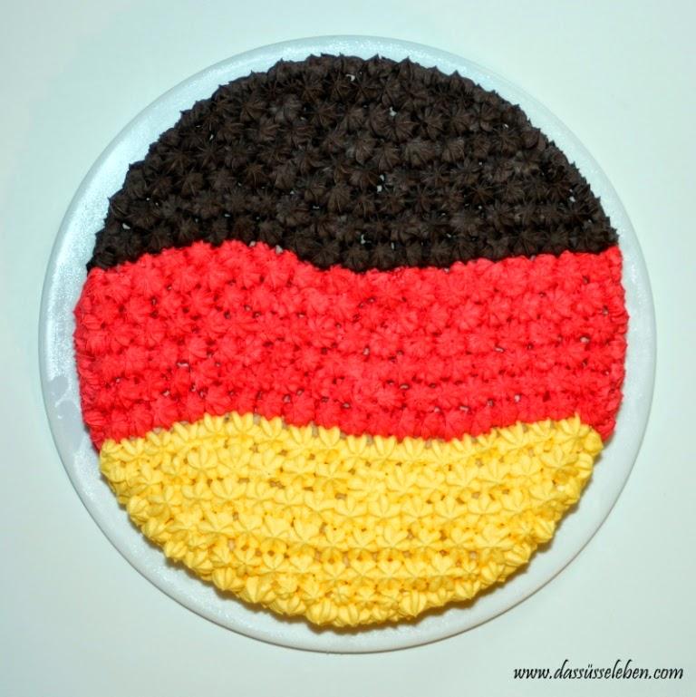 Rezept deutschland torte das s e leben for Kuchen deutschland