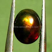 Batu Permata Black Opal Kalimaya - SP906