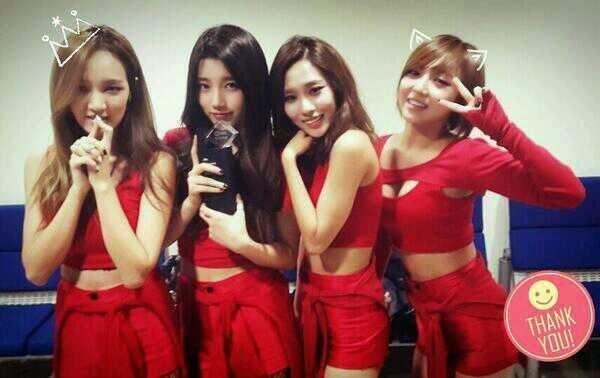 Miss A members