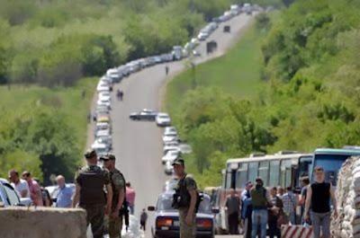 Украинские власти хотят наладить поставки продуктов на оккупированные территории через рынки на линии разъединения