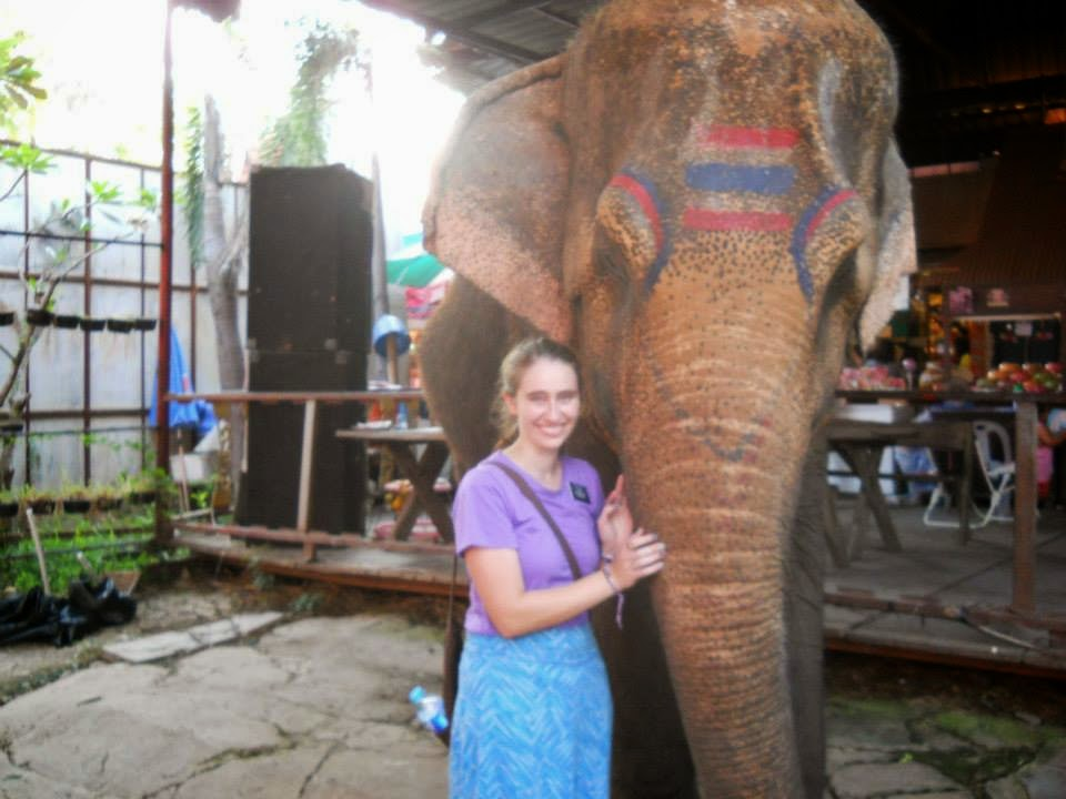 Read about my adventures as a missionary in Thailand!