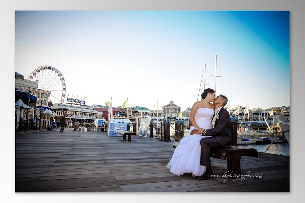 DK Photography Slideshow+DVD-273 Tania & Grant's Wedding in Waterfront | Atlantic Imbizo  Cape Town Wedding photographer