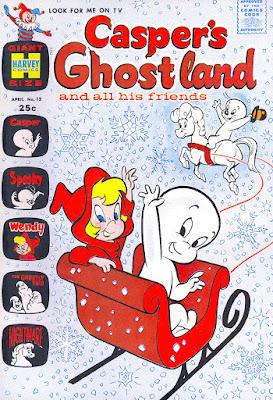 Casper's Ghostland #13