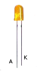 anode cathode led