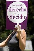 ¡Aborto por decisión de las mujeres, en la sanidad pública y para todas!