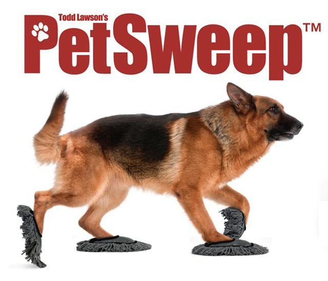 Pet Sweep: seu bichinho ajudando na limpeza