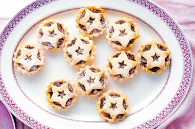 Fruit mince pies Recipe