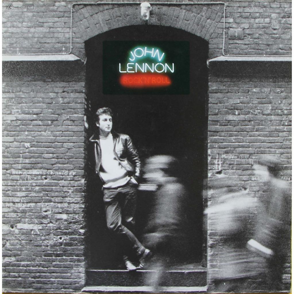John Lennon Rock N Roll