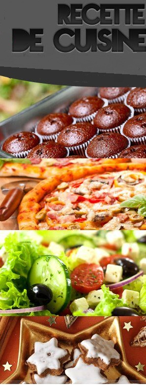 Recette De Cuisine !!