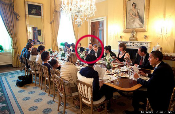 President Obama White House Pesach Seder