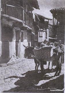 Candelario Salamanca Barrio de los Perros