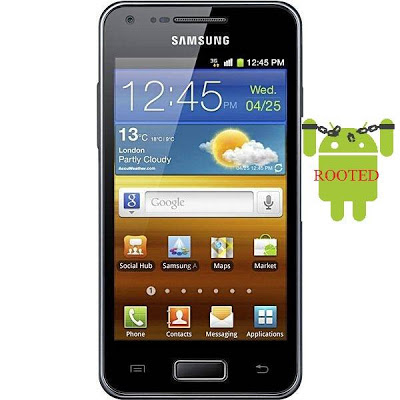 How to Root Samsung Galaxy S Advance I9070 Gingerbread 2.3.6 All