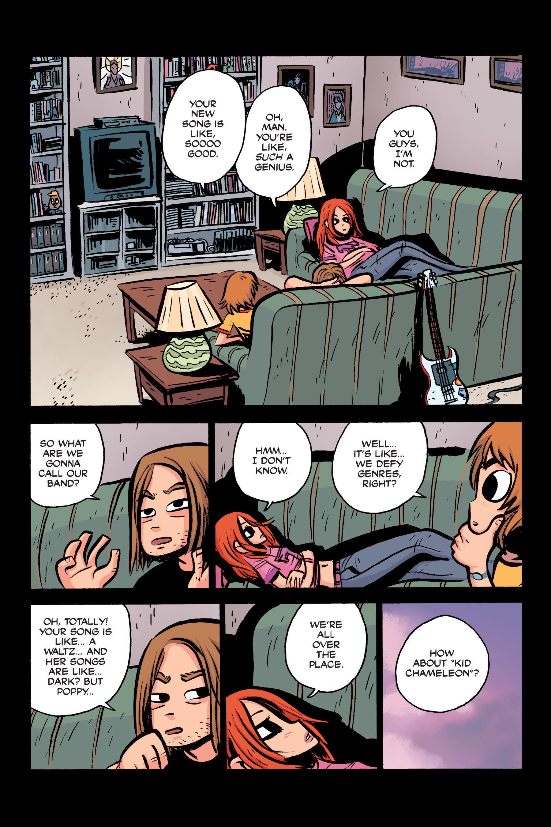 Read online Scott Pilgrim comic -  Issue #3 - 220
