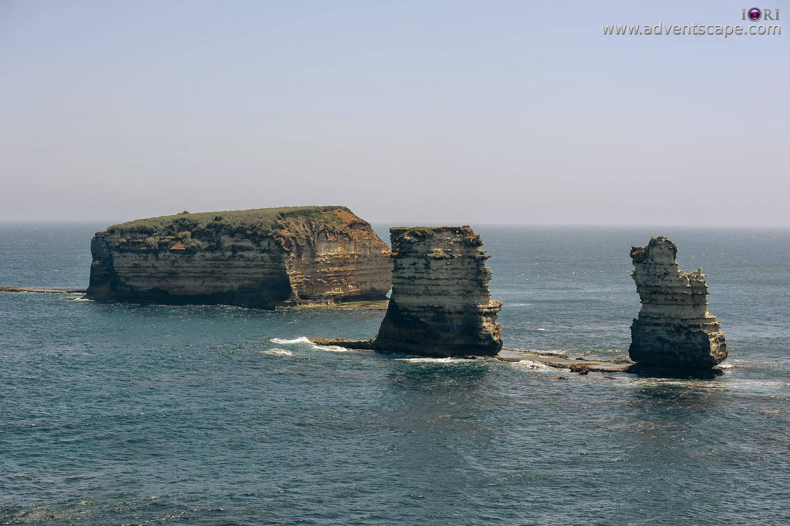 australia, Australian Landscape Photographer, Bay of Islands, Great Ocean Road, Peterborough, Philip Avellana, victoria, Warrnambool, rock formation, coastline, Apollo Bay, sediments