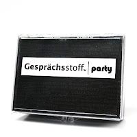 Party Gesprächsstoff