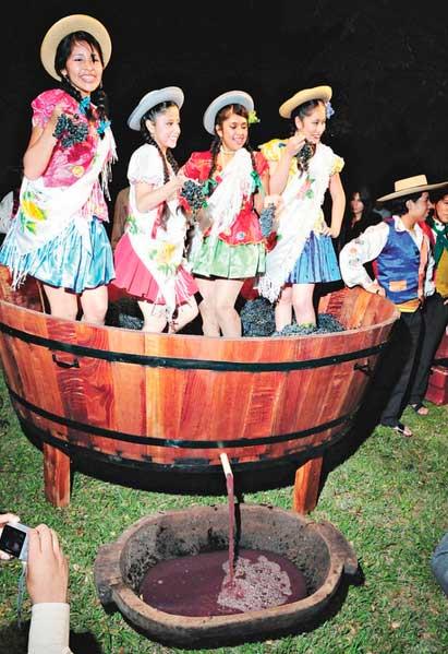 Un apunte necesario sobre la fiesta de La Vendimia en Tarija