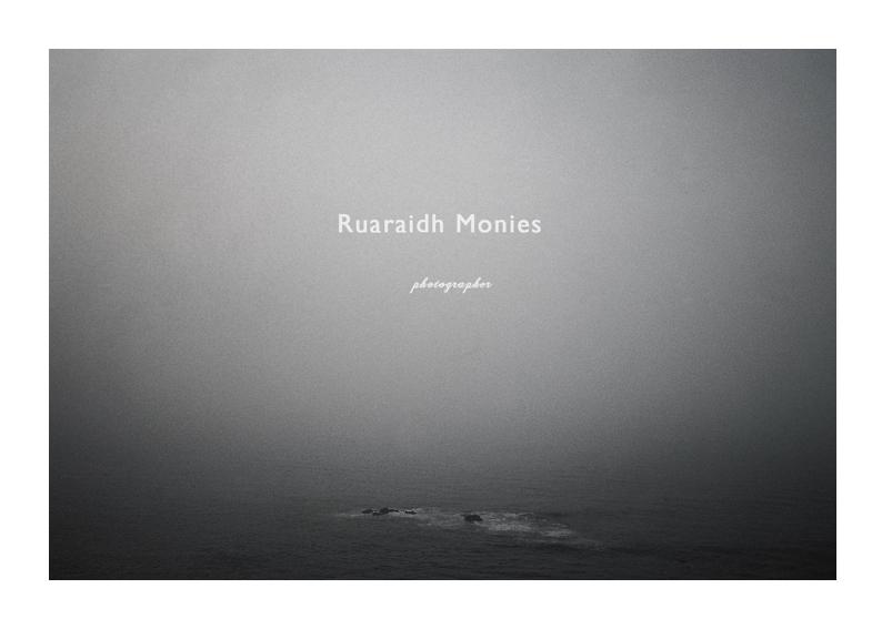 Ruaraidh Monies - photographer