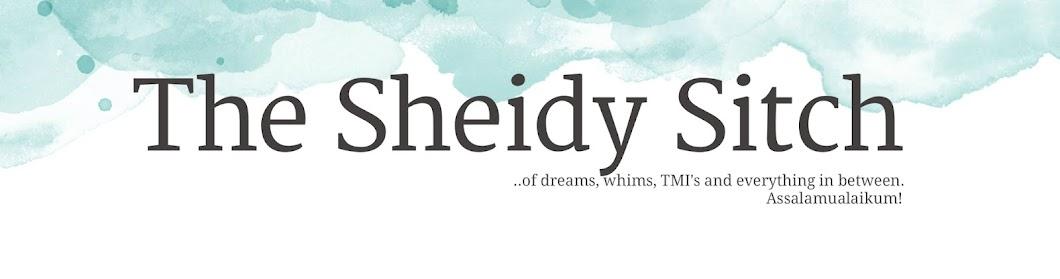 Blog ni She(idy)!