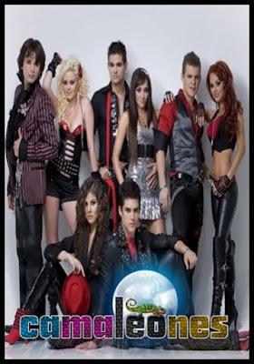 DVD 'CAMALEONES'  (Lançamento)