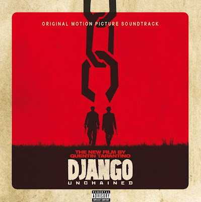DJANGO UNCHAINED Music From The Motion Picture