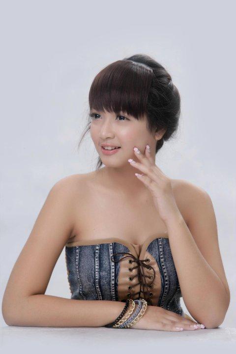 Myanmar Girls - San Yati Moe Myint