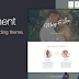 Monument New Responsive WordPress Wedding Theme