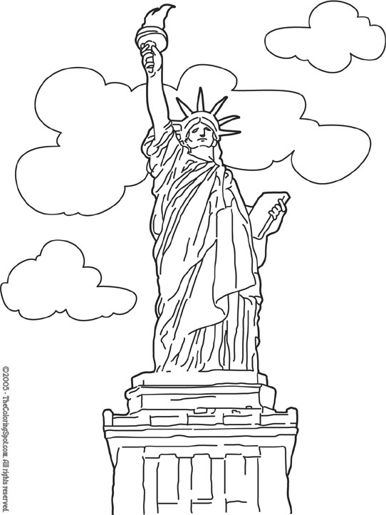 south atlantic states coloring pages - photo#1