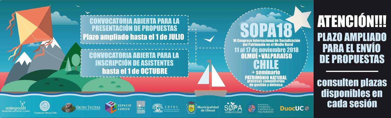 SOPA18 CHILE