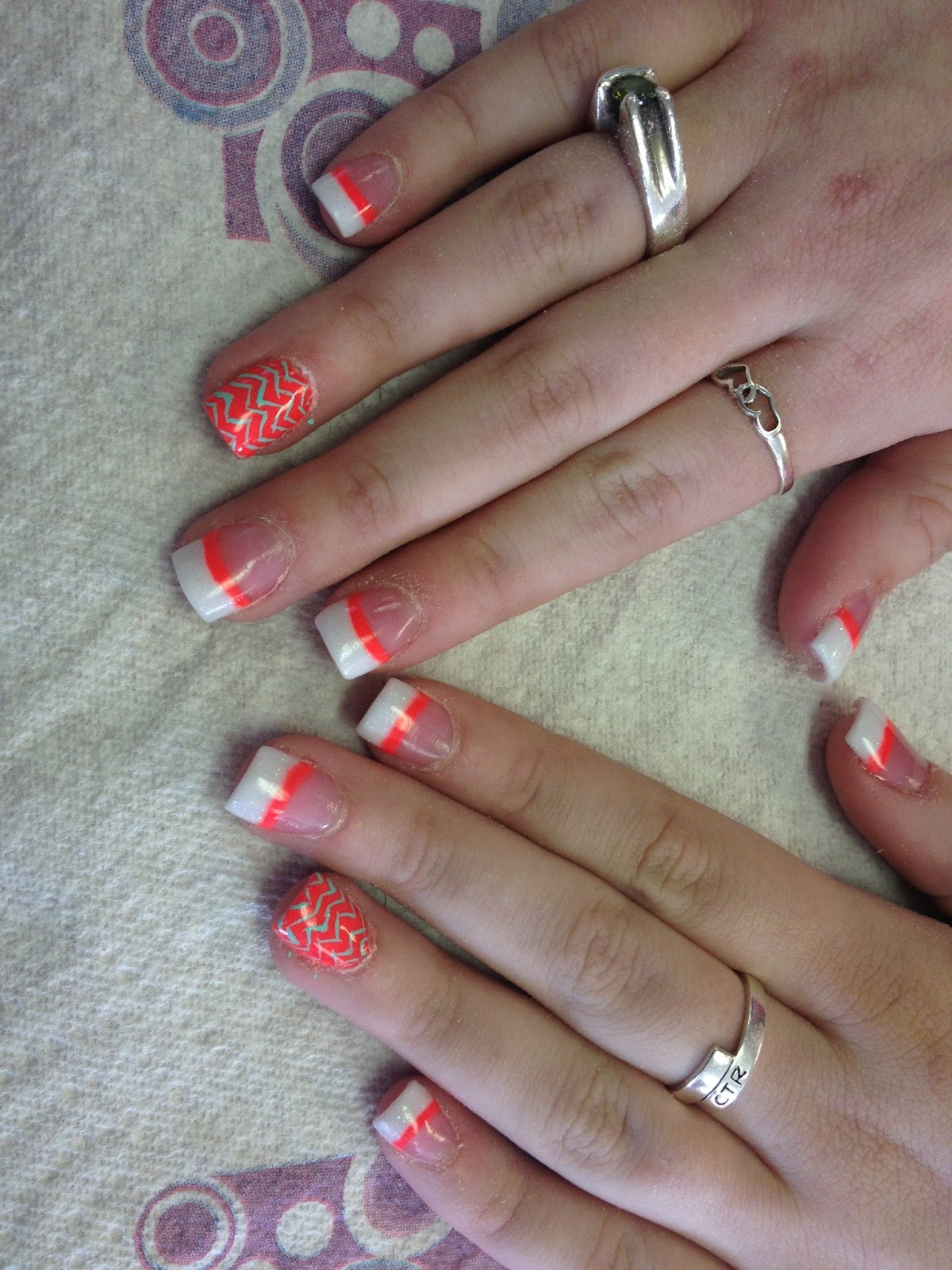 Cute Nail Designs For Spring Break Passion For Fas...