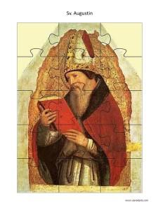 sv. Augustin zaštitnik bloga