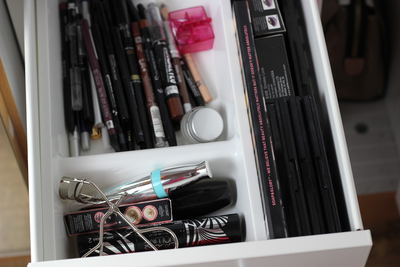 New Makeup Storage & Collection