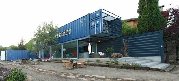 Information for home planting el tiemblo by james mau arquitectura - Shipping container homes el tiemblo spain ...