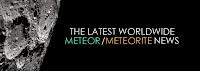 Últimas Notícias Meteor / Meteorito Worldwide