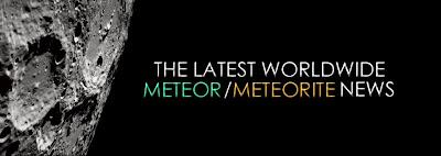Últimas Notícias meteoro / meteorito Mundial