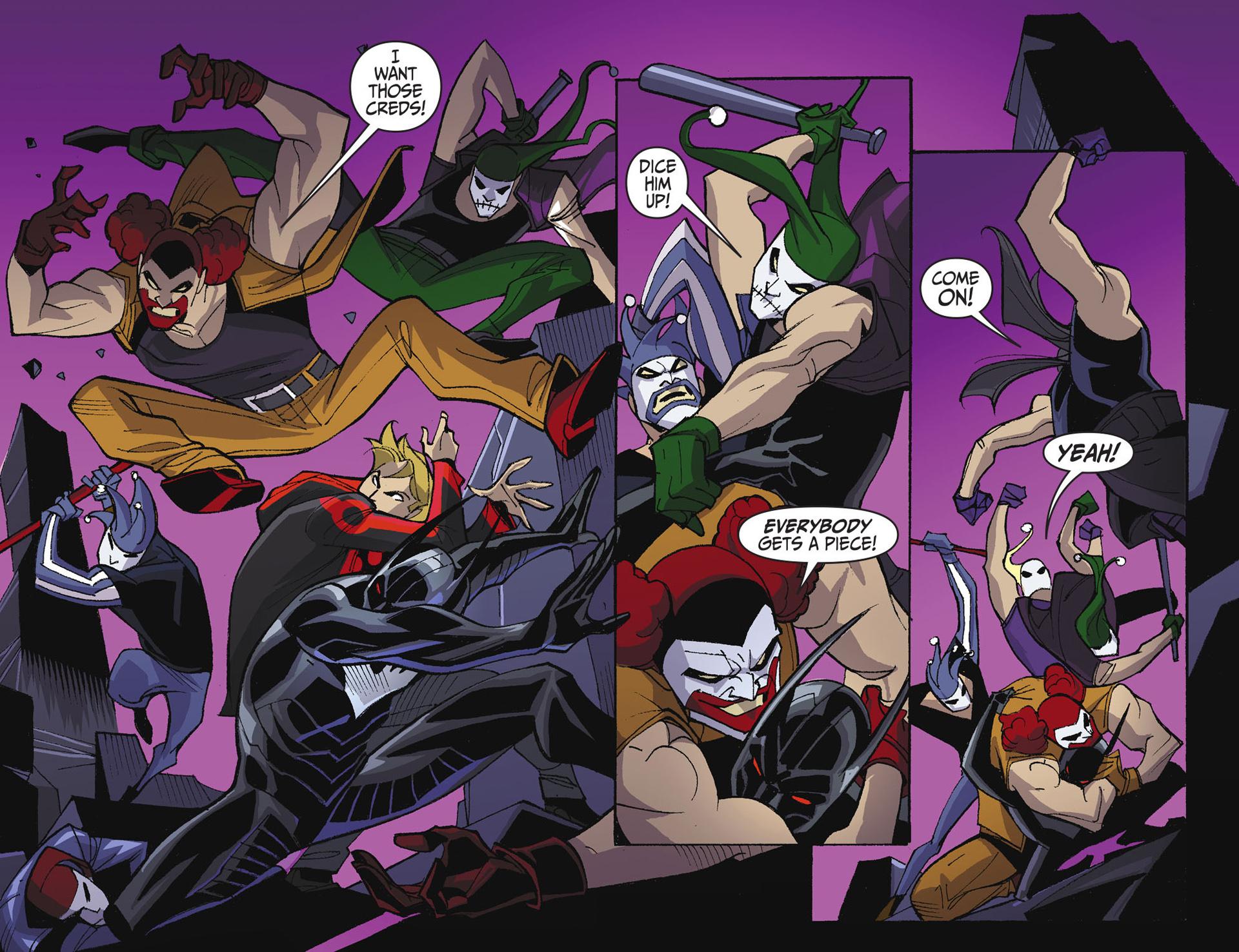 Batman Beyond 2.0 Issue #20 #20 - English 7