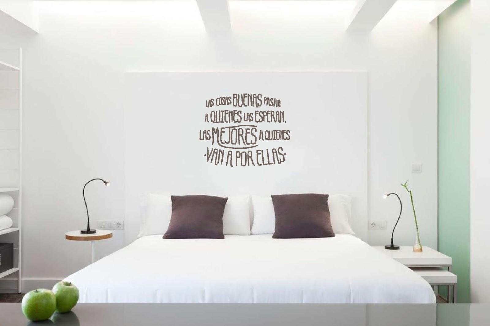 Decorativa vinilos para tu hogar frases en vinilo - Papeles de vinilo para pared ...