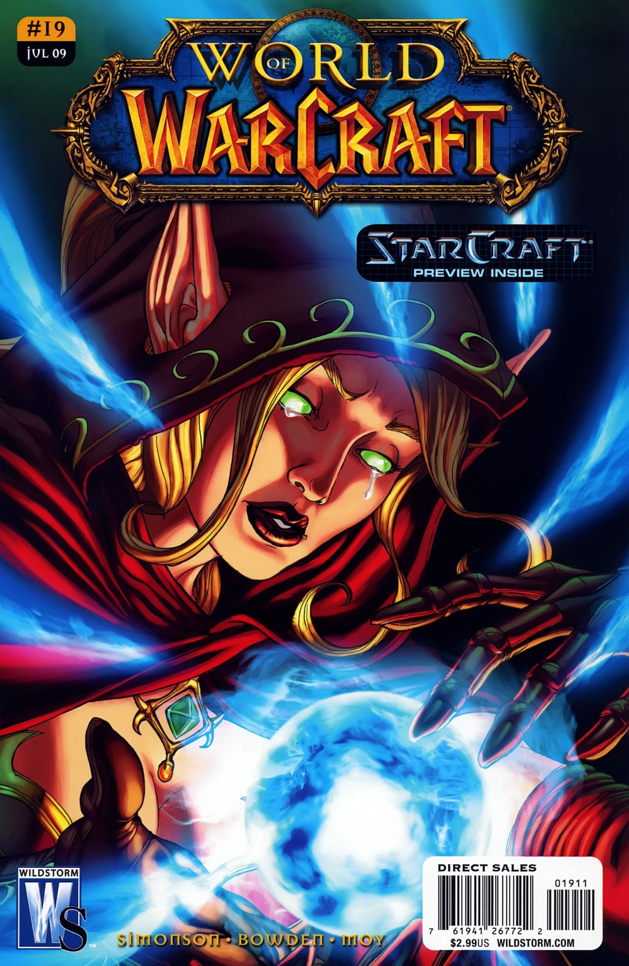 World of Warcraft issue 19 - Page 1