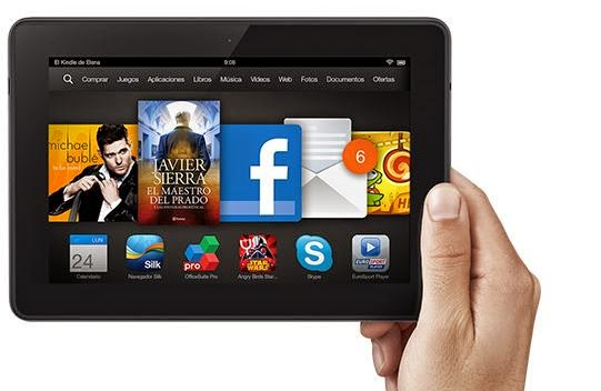 analisis kindle fire hdx