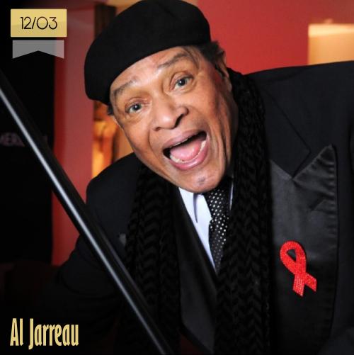12 de marzo | Al Jarreau - @AlJarreau | Info + vídeos