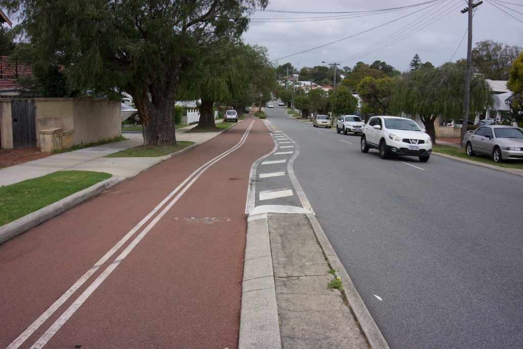 Bicycle perth september 2014 for 55a swanview terrace south perth
