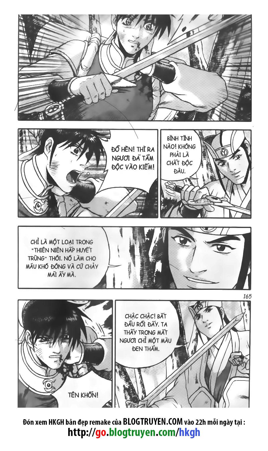 Hiệp Khách Giang Hồ chap 285 page 8 - IZTruyenTranh.com