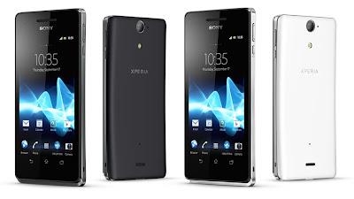 Review Sony Xperia V (LT25i): Elegant Design, Waterproof ...