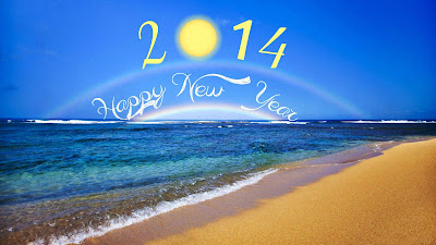 Happy New Year 2014 Free Photo Cards Downloads