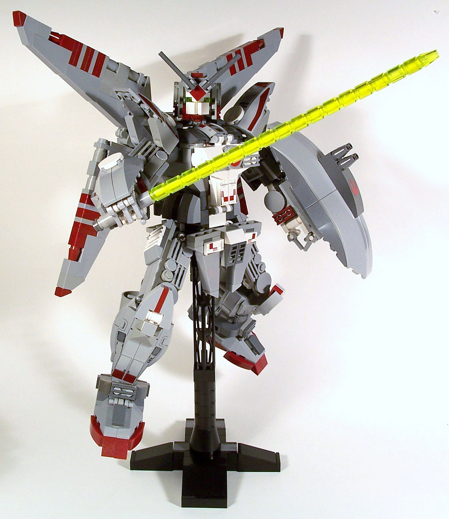 GUNDAM GUY: Star Wars: LEGO X-Wing Gundam