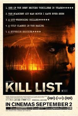 Danh Sách Tử Thần - Kill List (2011) Poster