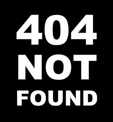 Tạo trang báo lỗi 404 Page Not Found cho blog