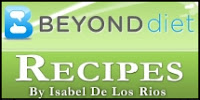 beyond diet isabel recipes