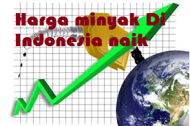 Harga Petrol Indonesia Naik