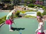 Mini Golf in Pigeon Forge's Waldens Landing